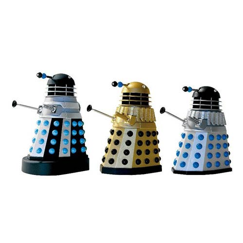Doctor Who Classic Dalek Collector Set Action Figure 3-Pack