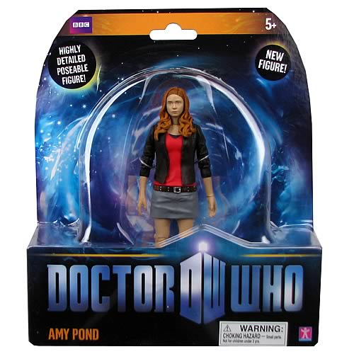 Doctor Who Amy Pond Action Figure