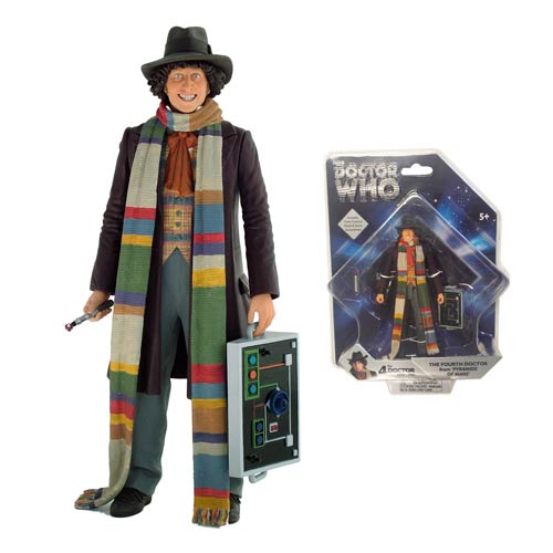 Doctor Who Pyramids of Mars 4th Doctor Action Figure