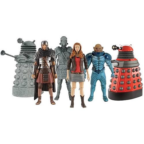 Doctor Who The Big Bang Action Figure Boxed Set