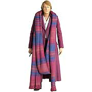 Doctor Who 5th Doctor in Burgundy Regeneration Outfit Figure