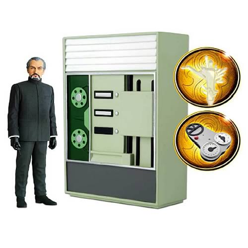 Doctor Who Time Monster Action Figure Set