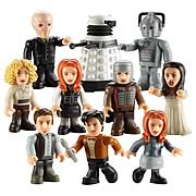 Doctor Who Character Building Mini-Figure Series 2 6-Pack
