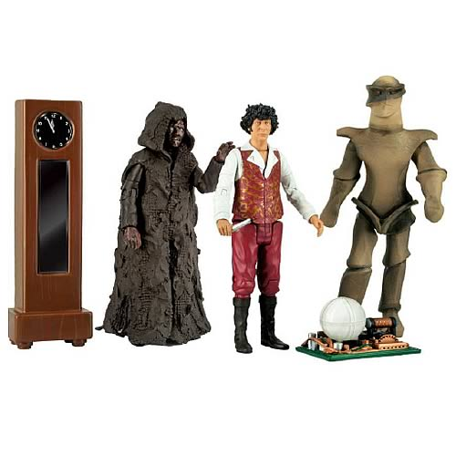 Doctor Who Keeper of Traken Action Figures