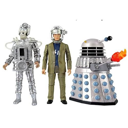 Doctor Who Enemies of the First Doctor Figure Collector Set
