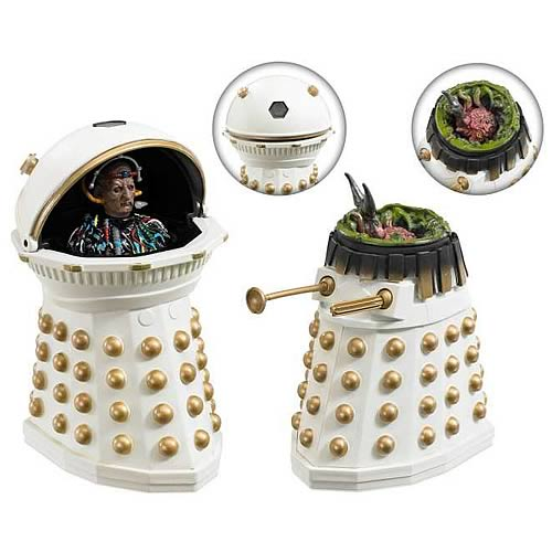 Doctor Who Remembrance of the Daleks Action Figures