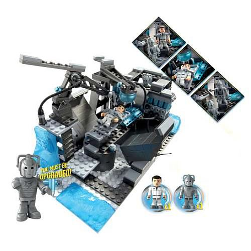Doctor Who Cyberman Conversion Chamber Playset