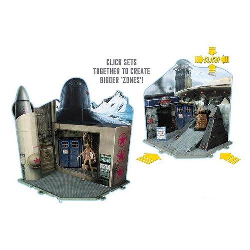 Doctor Who Time Zone Playset Set
