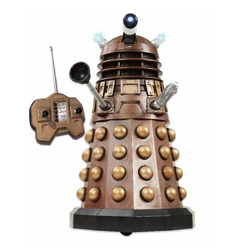 Doctor Who Asylum Dalek 12-Inch Remote Control Talking Dalek