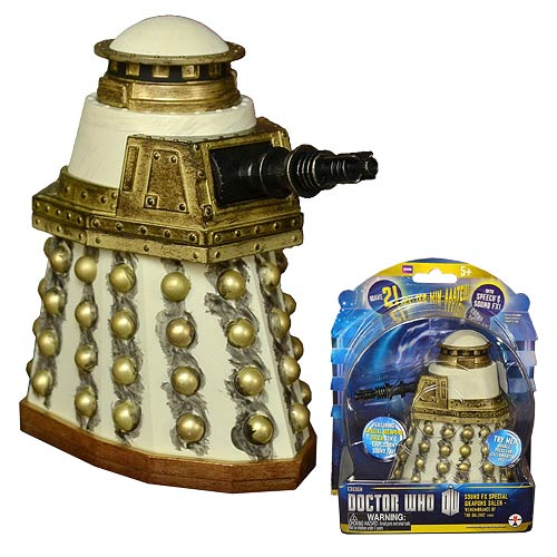 Doctor Who Special Weapons Dalek Talking 5-Inch Figure