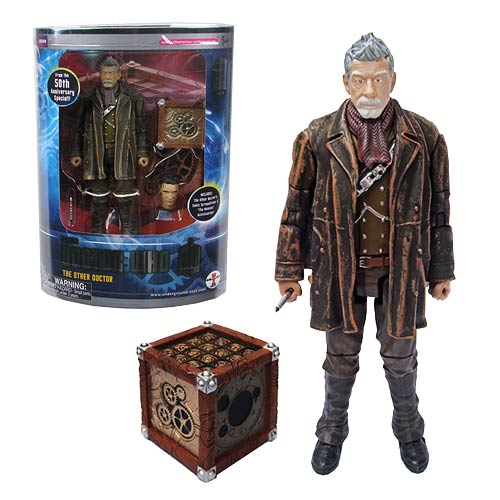 Doctor Who Day of the Doctor The War Doctor Action Figure