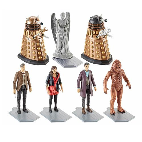 Doctor Who 3 3/4-Inch Wave 2 Action Figure Case