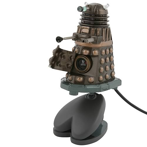Doctor Who Dalek Webcam