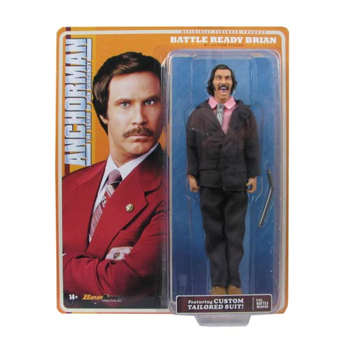 For 24 Hours Only, Get 35% Off Anchorman Action Figures