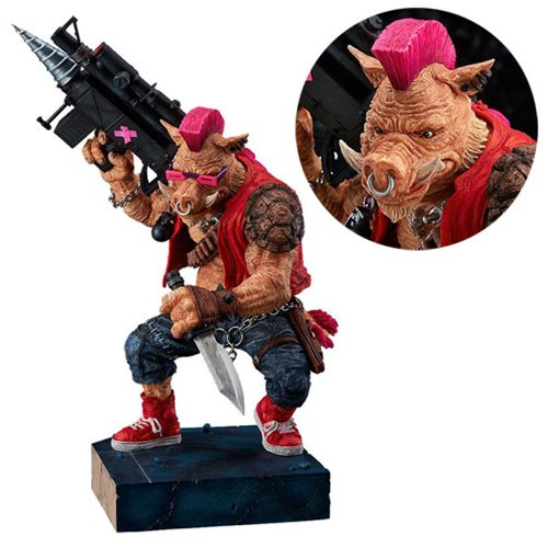 Teenage Mutant Ninja Turtles Bebop by James Jean Statue