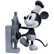 Mickey Mouse Steamboat Willie B & W Nendoroid Action Figure