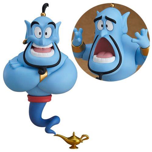 Aladdin Genie Nendoroid Action Figure