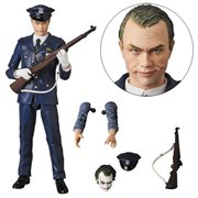 Batman Dark Knight The Joker Cop Version MAFEX Action Figure