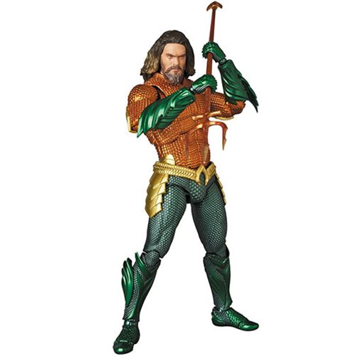 EAN 4530956470955 product image for Aquaman Movie MAFEX Action Figure | upcitemdb.com