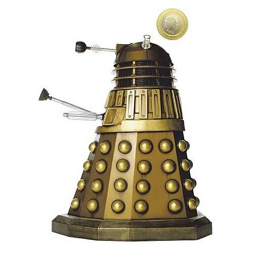 Doctor Who Dalek Bank
