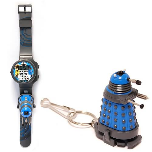 Doctor Who Dalek Whiz Remote Control Dalek Watch