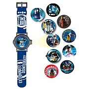 Doctor Who LCD Projection Watch