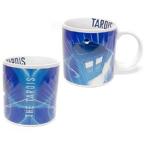 Doctor Who TARDIS 11-Ounce Mug