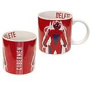 Doctor Who Cyberman Mug
