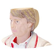 Doctor Who Fifth Doctor Bust Figural Mug