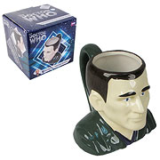 Doctor Who Ninth Doctor Bust Figural Mug