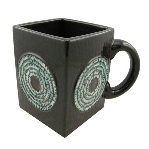 Doctor Who Pandorica 11 oz. Ceramic Black Mug