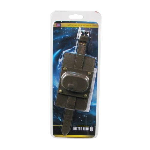 Doctor Who Vortex Manipulator LCD Watch