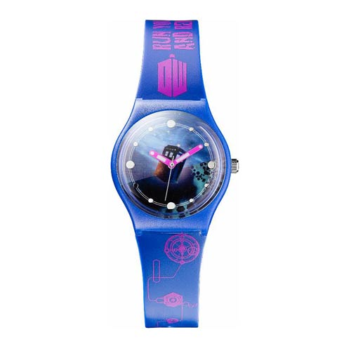 Doctor Who Ladies Collector QA Watch