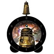 Doctor Who Dalek Alarm Clock with Lights and Sounds