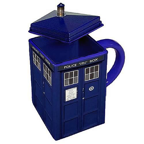 Doctor Who Daily Deal - Up to 40% Off!