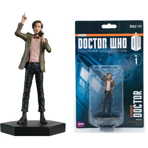 Doctor Who 11th Doctor Pandorica Opens Mini-Figure