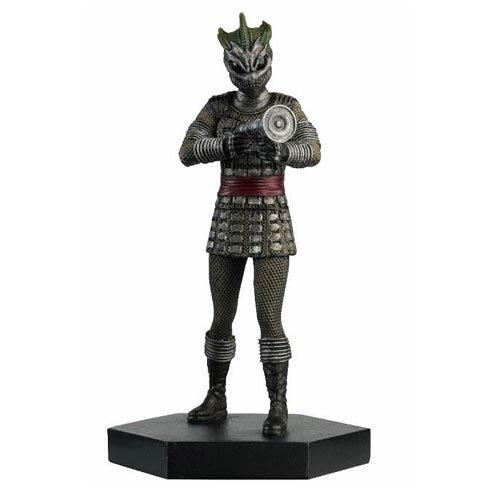Doctor Who Silurian Warrior Cold Blood 1:21 Scale Statue