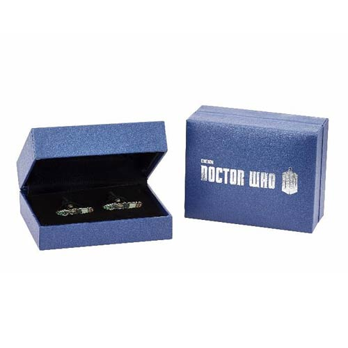 Doctor Who 11th Doctor Sonic Screwdriver Cufflinks