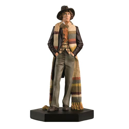 Doctor Who Fourth Doctor Pyramid Mars #17 Collector Figure