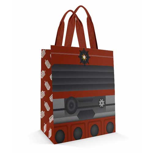 Doctor Who I Am Dalek Tote Bag