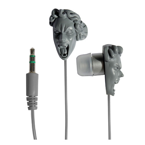 Doctor Who Weeping Angel Earbuds