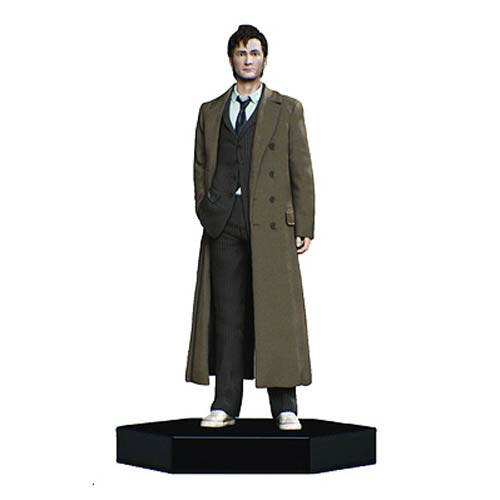 Doctor Who 10th Doctor #8 Collector Figure
