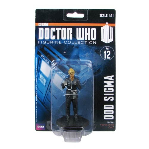 Doctor Who Ood Sigma Planet of Ood  #12 Collector Figure