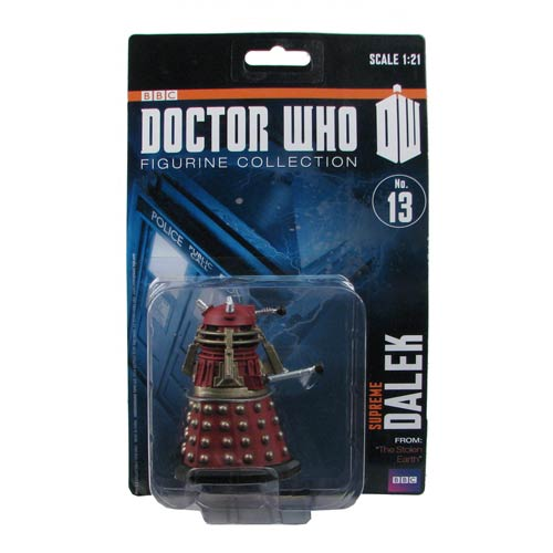 Doctor Who Dalek Supreme Stolen Earth 50th Ann. Mini-Figure
