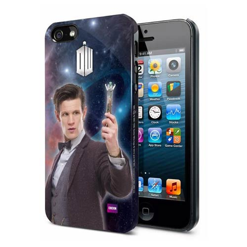 Doctor Who 11th Doctor iPhone 5 Case