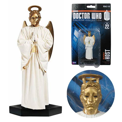 Doctor Who Heavenly Ghost Voyage of Damned #22 Coll. Figure