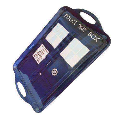 Doctor Who TARDIS Tea Serving Tray