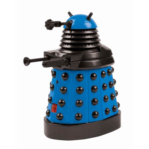Doctor Who Blue Desktop Patrol Dalek