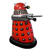 Doctor Who Small Inflatable Red Dalek