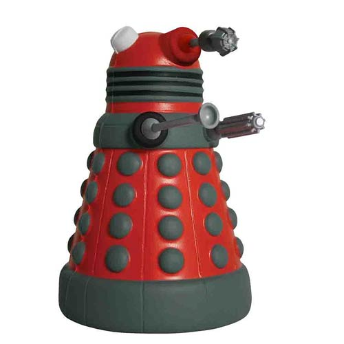Doctor Who Red Dalek Squeeze Stress Toy